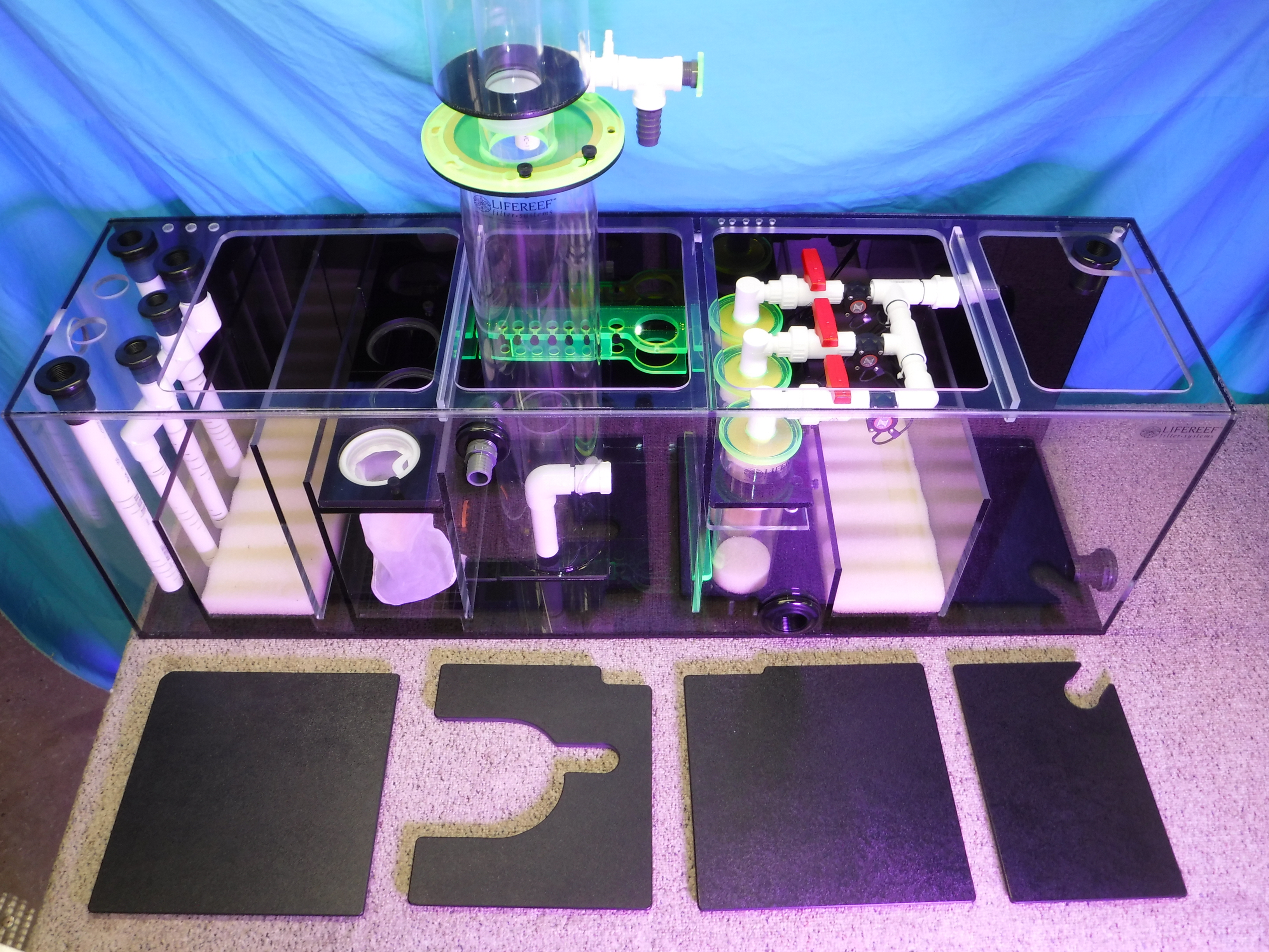 Lifereef Filter Systems Trickle Filter Berlin System